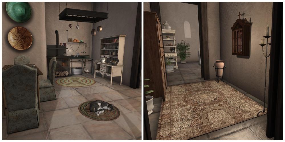 kitchen&Hall Collage