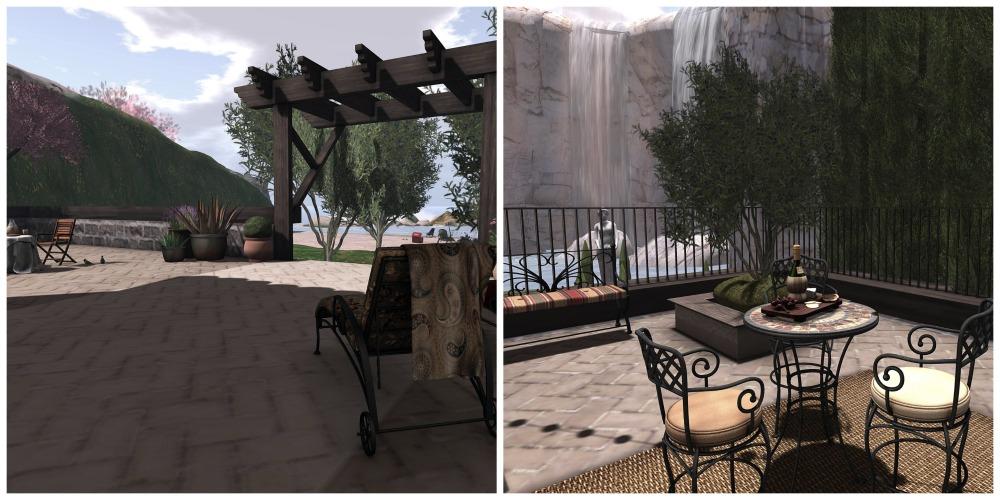 Villa Collage