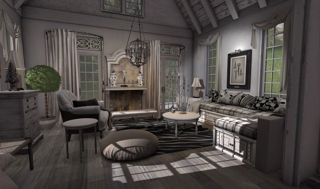 Decorating And Other Stuff Decorating Your Second Life